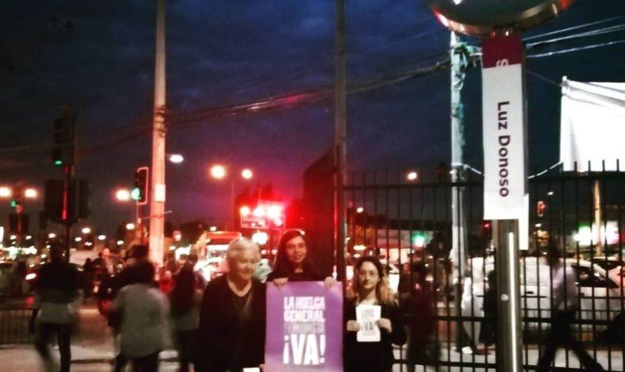 """Renombramos """"Luz Donoso"""" estación de Metro Cerrillos"""
