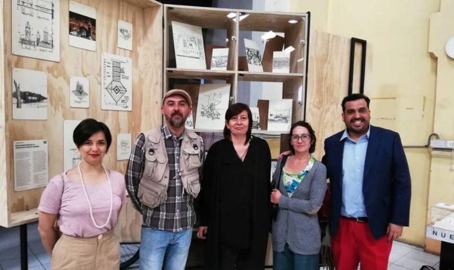 Seminario Arte y arquitectura pública en la Bienal de Arquitectura